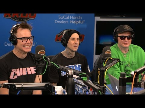blink-182 Talk Touring With Lil Wayne, Announce First Halloween Show With KROQ