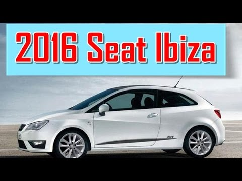 2016 seat ibiza redesign interior and exterior youtube. Black Bedroom Furniture Sets. Home Design Ideas