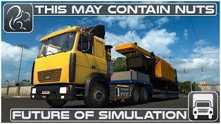 Budapest in a Maz - TMCN #20 (Euro Truck Simulator 2)