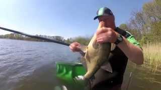 Bream and Roach fishing Van der Valk Challenge 2013