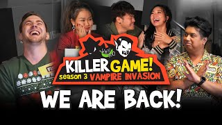 Killer Game Vampire Invasion S3EP1 - The Best Game Show Is Back!
