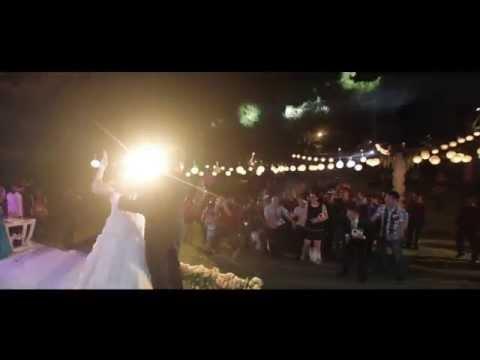 THE WEDDING OF ABE + VIVI