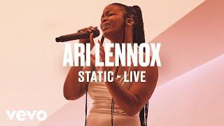 Ari Lennox - Static (Vevo DSCVR)