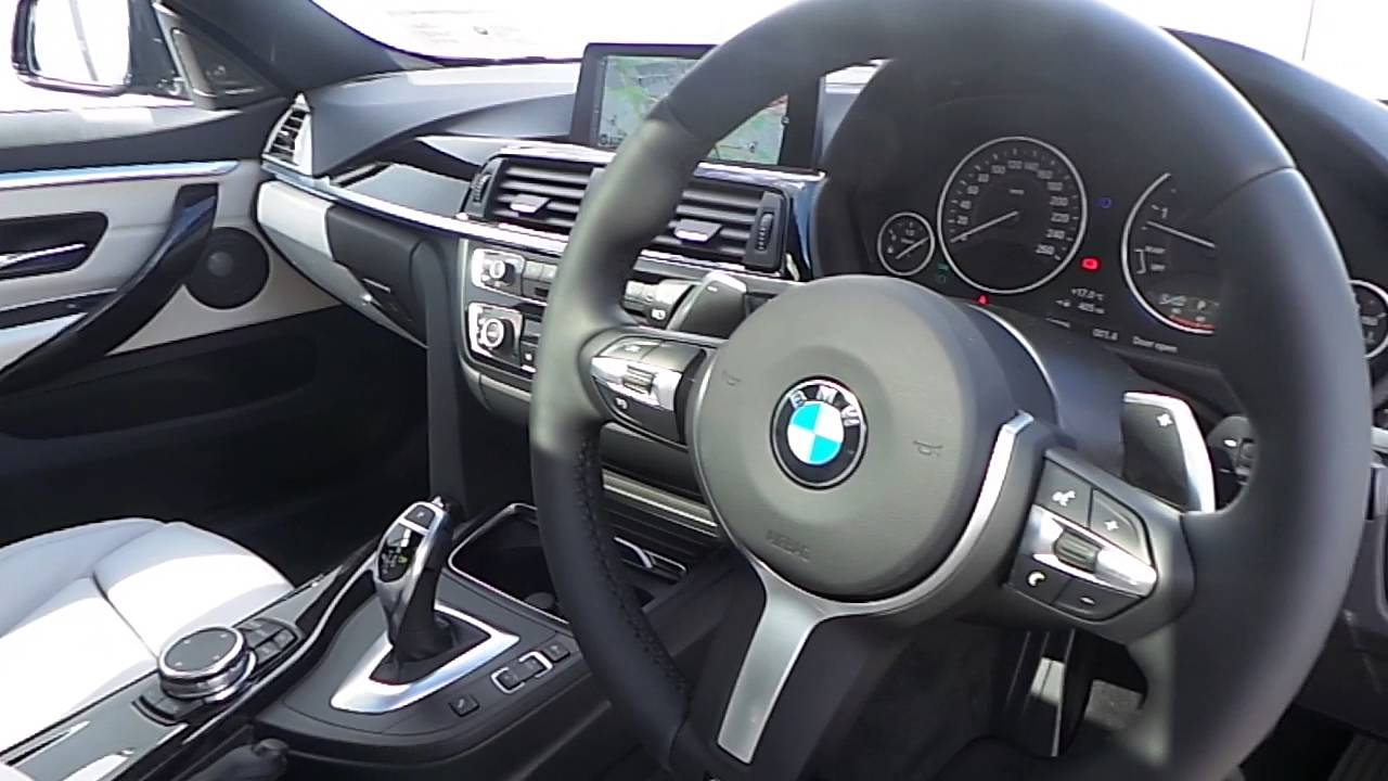 162d5112 bmw 435d xdrive m sport gran coupe youtube. Black Bedroom Furniture Sets. Home Design Ideas