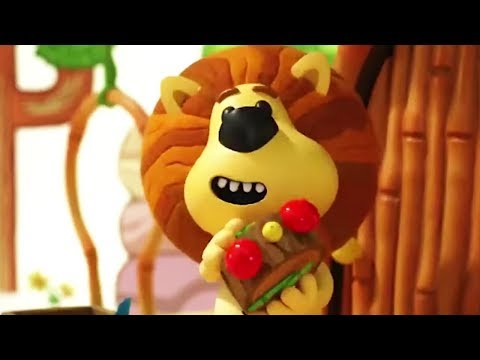 Raa Raa The Noisy Lion Official | Favourite Things | Full Episodes | Kids Cartoon | Videos For Kids