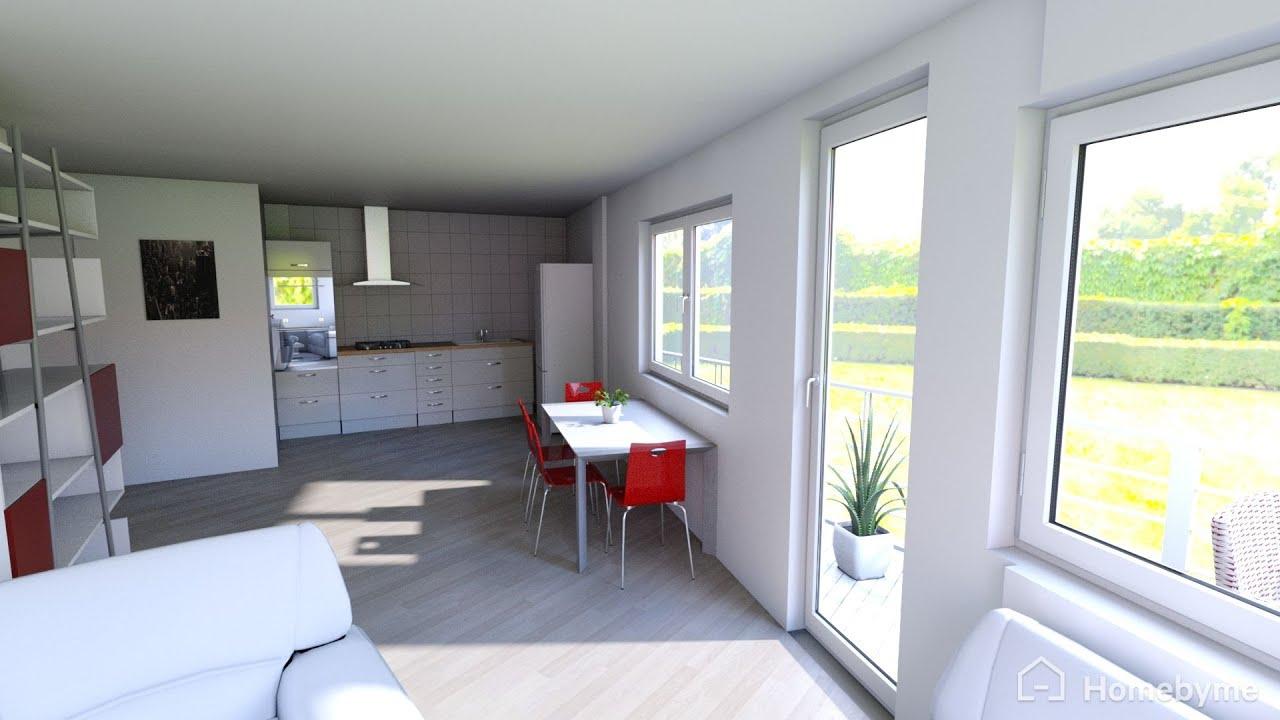 first steps on homebyme youtube. Black Bedroom Furniture Sets. Home Design Ideas