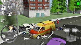 Emergency Ambulance Simulator #10 - Simulator Game Android gameplay