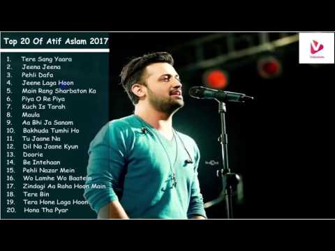 Best of Atif Aslam New Songs   Latest & Top songs   Atif Aslam Jukebox