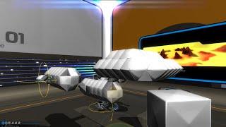 Robocraft- The Star Ship Enterprise