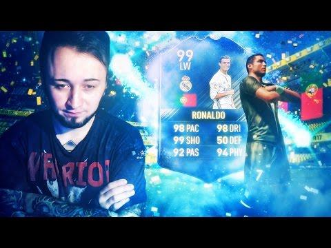 download РО��ЛДУ 99 В П�КЕ | RONALDO 99 IN A PACK | FIFA 17