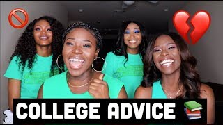 WHAT THEY DON'T TELL YOU ABOUT COLLEGE!! | College Advice Q&A