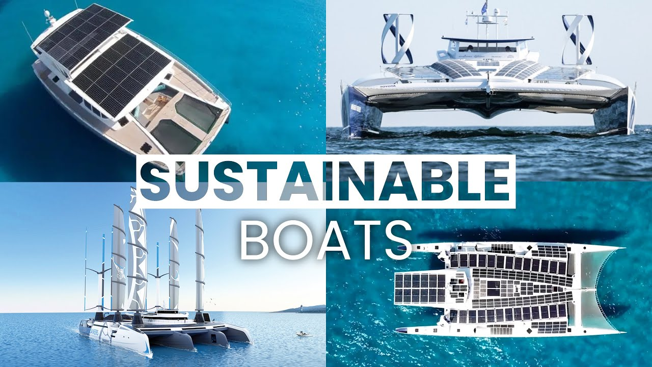 5 Most Sustainable Boats