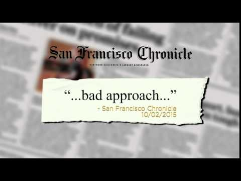 "San Francisco Chronicle Recommends ""No on Prop F"""