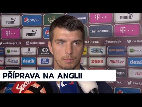 A tým | Jakub Jankto a Ondřej Kúdela o přípravě na zápas s Anglií