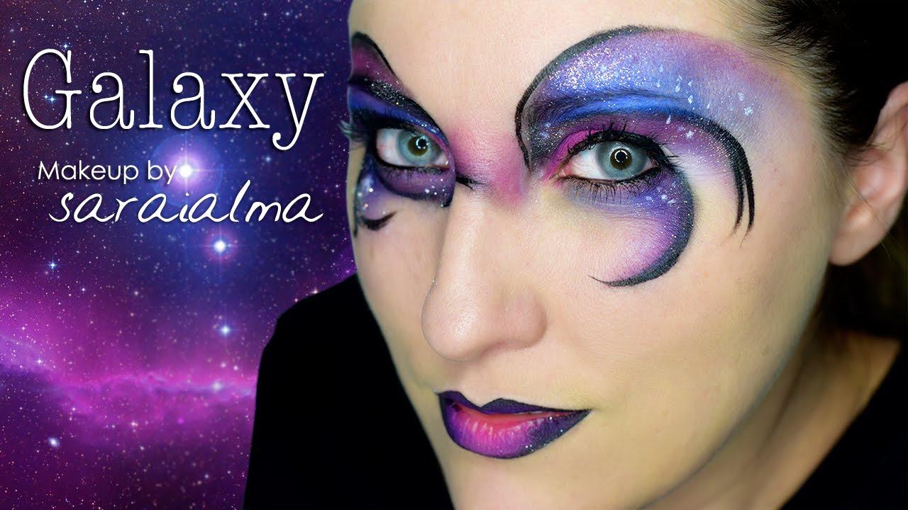 Galaxy Makeup Youtube
