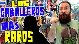 TOP 5 LOS CABALLEROS DEL ZODIACO MÁS RAROS  Y CAROS VINTAGE SAINT SEIYA BANDAI