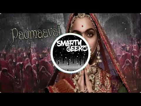 Padmaavat theme song Trap mix(Bass boosted)|Indian trap mix| Smarty Geekz