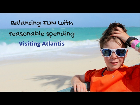 Tips for visiting Atlantis - Paradise Island, The Bahamas