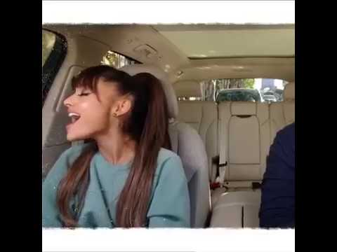 Ariana Grande on Carpool Karaoke