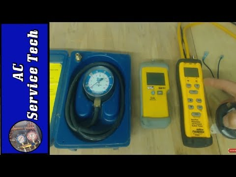 differential pressure gauge installation hook up drawing