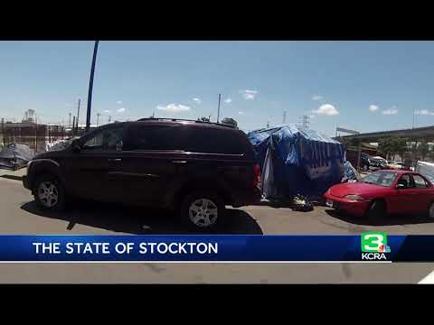 Stockton mayor talks reducing crime, building economic empowerment