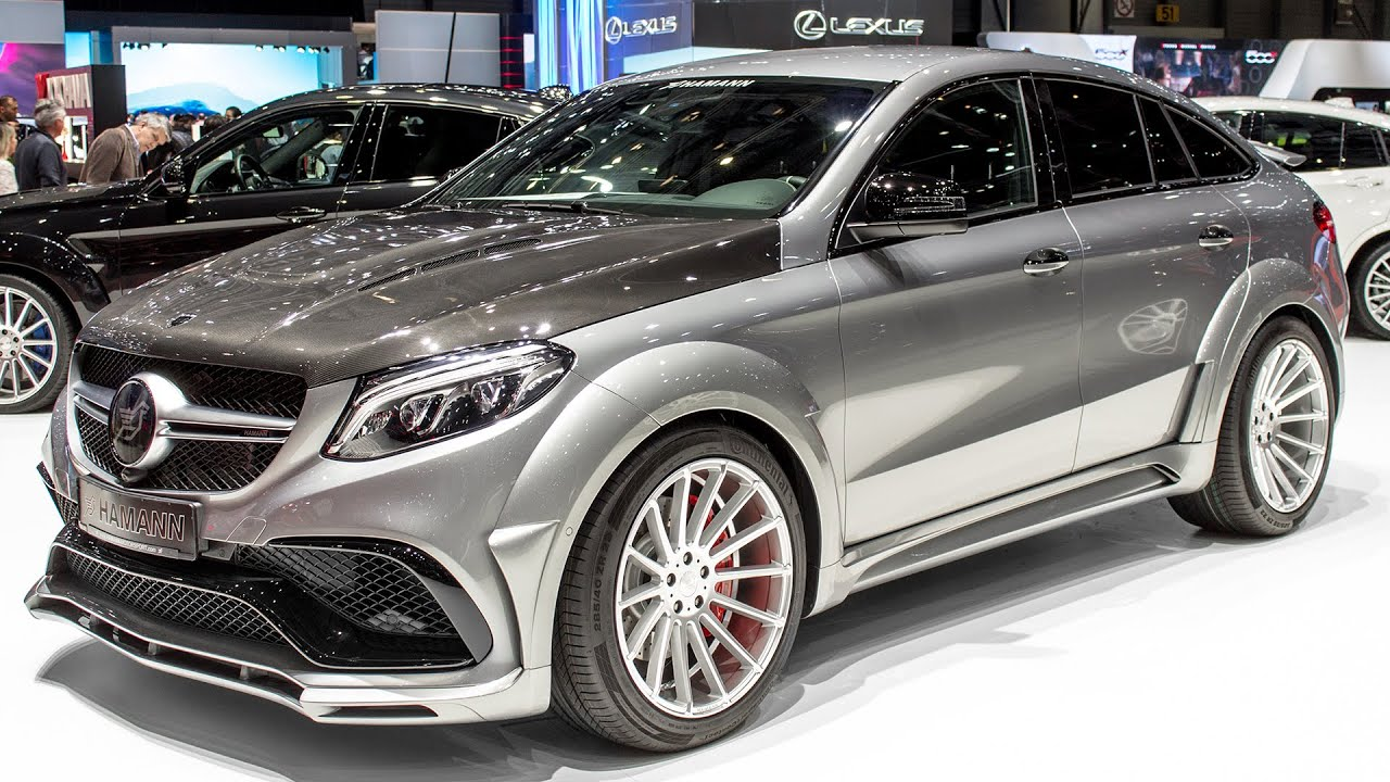Hamann gle 63 s amg coupe geneva motor show 2016 hq for Mercedes benz range rover price