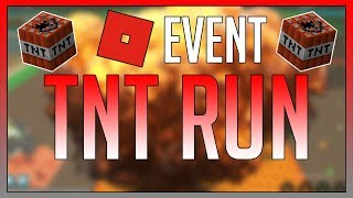 ROBLOX Event - TNT RUSH with Gameman!