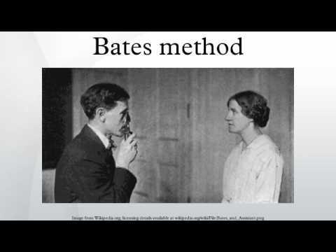 Bates Vision videó)