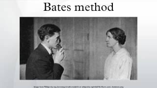 Bates method