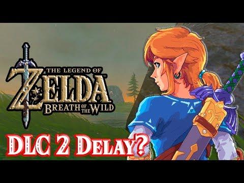 Zelda: Breath of the Wild DLC 2 - Delay Possible?