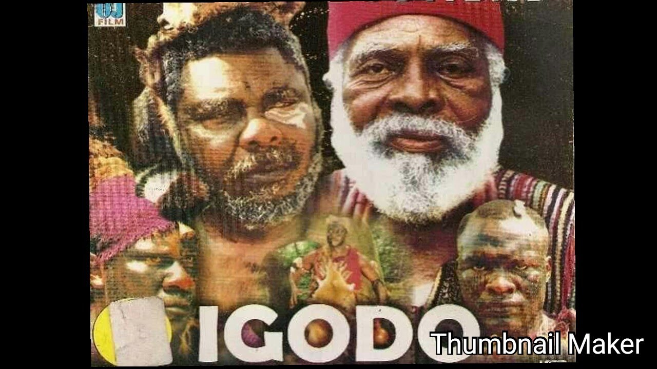 Download IGODO  [THE LAND OF THE LIVING DEAD]