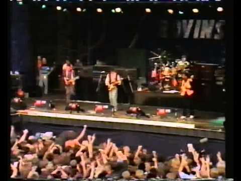 Big Country Seinajoki Provinssirock Festival 7 giugno 1986