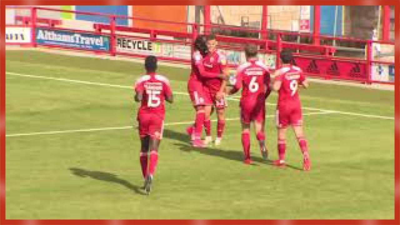 Аккрингтон Стэнли  2-0  Питерборо Юнайтед видео