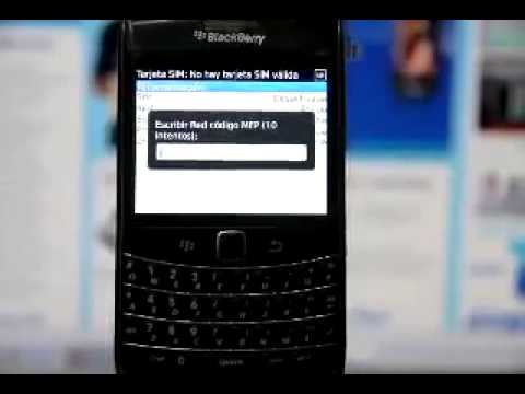 Como liberar blackberry 9700 bold en www movical net youtube - Movical net liberar ...