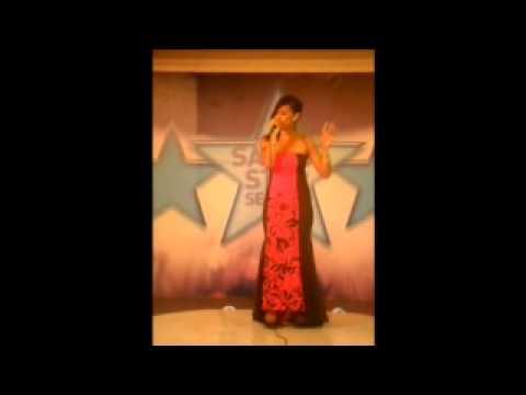 LISTEN-Beyoce Knowles.. (cover) Marianah Tusa-Faaa'efili in Samoa
