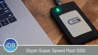 Glyph Atom is a Blazing Fast, RAID-0, USB-C SSD that is Perfect for MacBook Pro