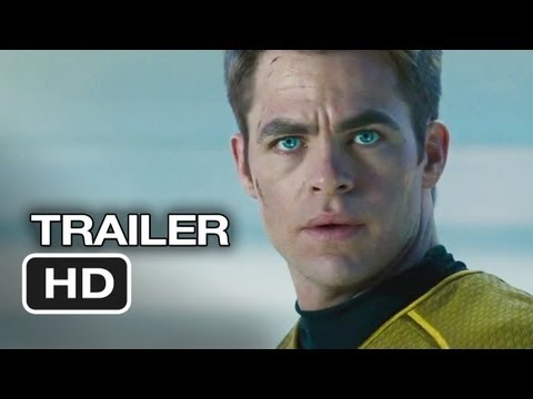 Star Trek Into Darkness Official Trailer #3 (2013) - JJ Abrams Movie HD poster