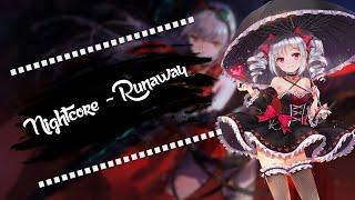 Nightcore - Runaway ( Sebastián Yatra, Daddy Yankee, Natti Natasha ft. Jonas Brothers)