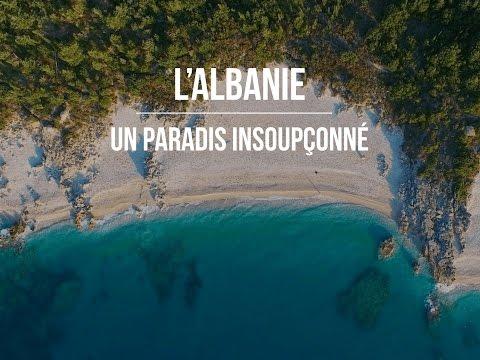 ALBANIE │PARADIS insoupçonné à 2h de Paris