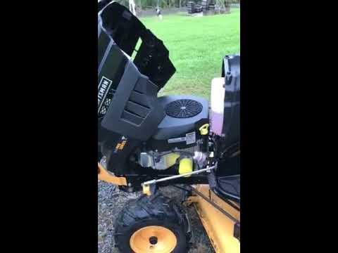 Craftsman Pro Series Garden Tractor Upgrade Review Youtube