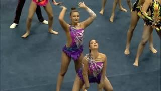 Acro Group Routine - 2017 USA Gymnastics Championships - Finals Video