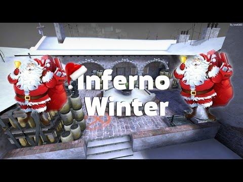 CSGO-Inferno Winter Mode for Christmas