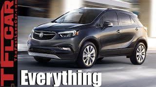 2017 Buick Encore: Everything You Ever Wanted to Know