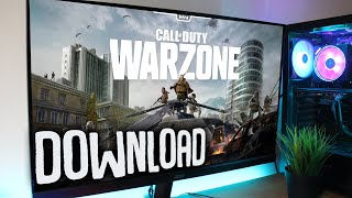How To Download Warżone On PC For Free | Call Of Duty Warzone (Best Tutorial)