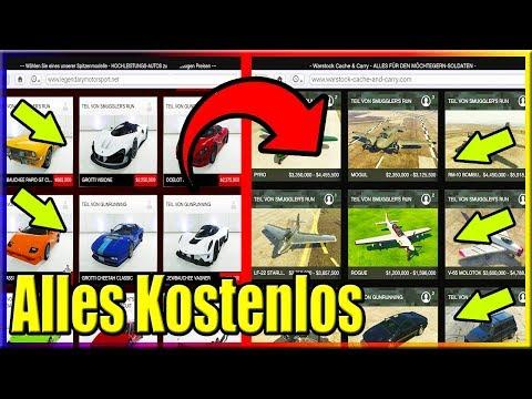 ALLES KOSTENLOS IN GTA 5 ONLINE | MEGA SOLO MONEY GLITCH | GERMAN 🔴 LIVE