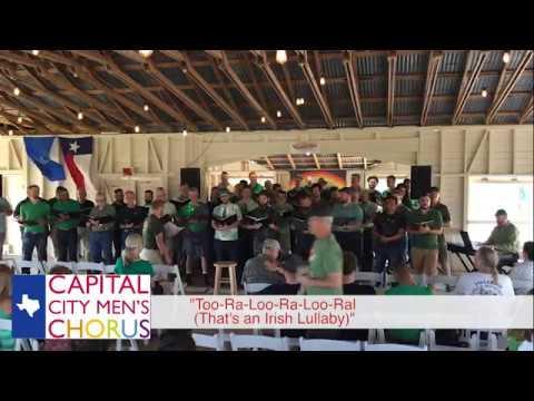 Capital City Men's Chorus - Too Ra Loo Ra Loo Ra (2018)