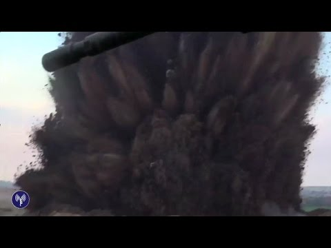 Israel releases 'Gaza tunnel footage' - BBC News