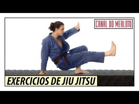50 EXERCÍCIOS PARA MELHORAR O SEU JIU JITSU | ARTE MARCIAL