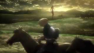 Repeat youtube video 【MAD】 自由の翼 full 進撃の巨人 修正版