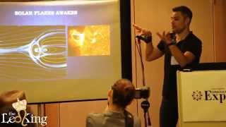 Conscious Life Expo Los Angeles 2015: The New Age Astrology Lecture by The Leo King